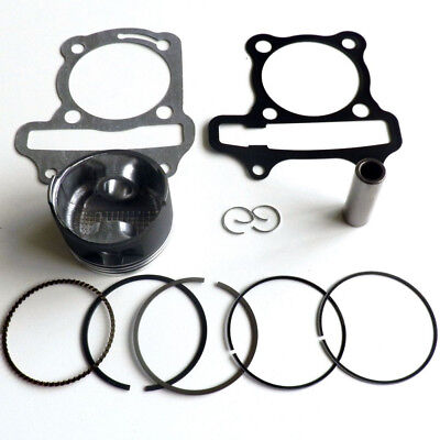 50cc Piston Rings 47mm for CHINESE SCOOTERS WITH 72cc QMB139 MOTORS