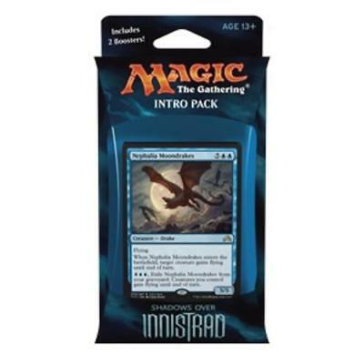 "Magic the Gathering - Shadows over Innistrad: ""Unearthed Secrets"" (Blue)"