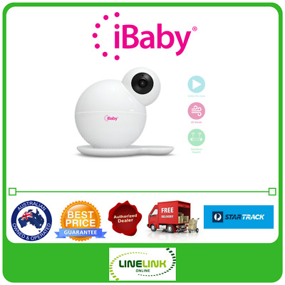 iBaby M6S Smart Baby Monitor - For iPhone & Android - Authorised Dealer