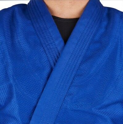 Blitz Childrens Lightweight Blue Judo Suit Gi sizes 100cm-150cm From £14.99