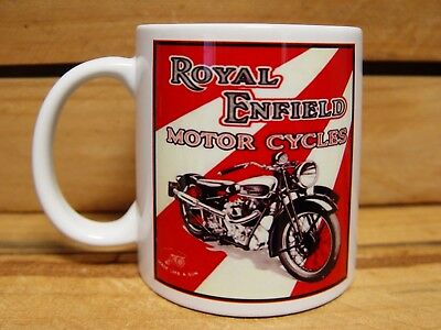 300ml COFFEE MUG - ROYAL ENFIELD MOTORCYCLES