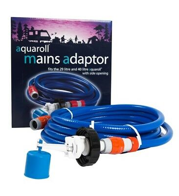 Aqua Roll Mains Adaptor Hose