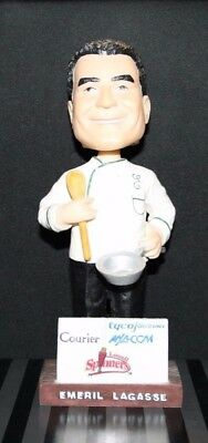 Emeril Lagasse Lowell Spinners Promotional Bobblehead (out of box)