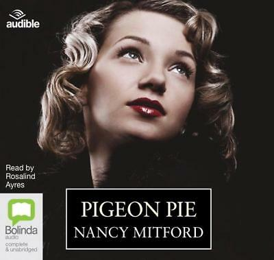 NEW Pigeon Pie By Rosalind Ayres Audio CD Free Shipping