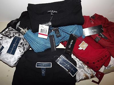 NEW WOMENS CLOTHING WHOLESALE LOT NWT Size PP Cable & Gauge JM Collection