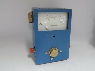 Save Over 30% New Coaxial Dynamics 81000A Mirrored Directional R.f. Wattmeter