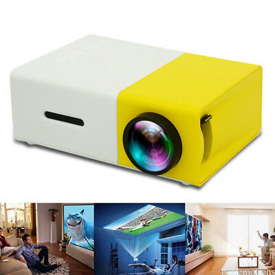 Wholesale YG300 Home LED Projector Strong Battery USB Cinema Theater Multimedia