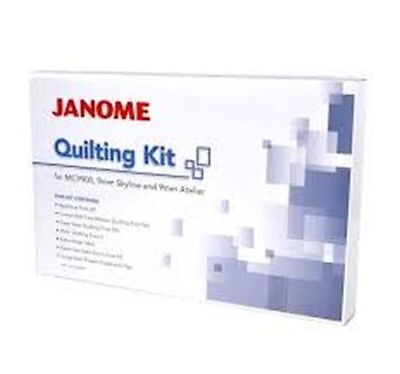 Janome Quilting Accessory Kit for MC9900 and Skyline S5 – 9mm models
