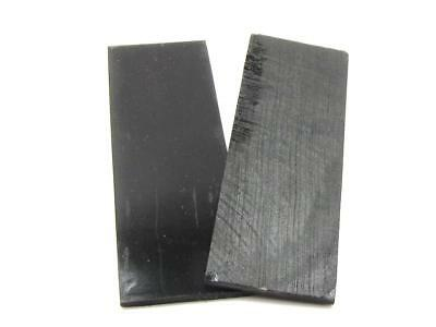New-Knife-Parts-Kits-Accessories : GENUINE BUFFALO HORN Scale/Handle Slabs