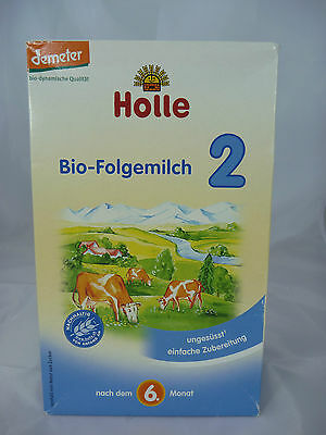 holle Bio Folgemilch 2