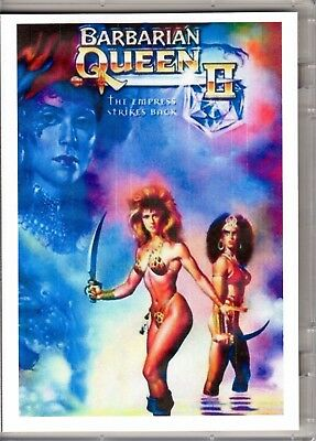 Barbarian Queen 2 - The Empire Strikes Back  All Region Dvd*