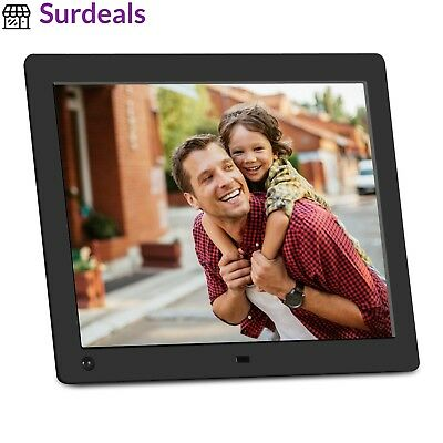 NIX Advance - 10 inch Digital Photo & HD Video (720p) Frame with Motion...
