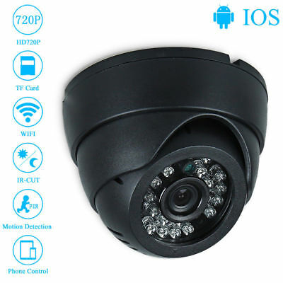 1080P Wireless CCTV Camera System Recorder Home Security WiFi Night Vision Cam