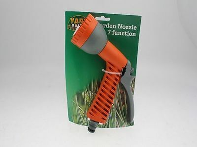 48 x Garden Sprayers 7 functions Hose Accessories Lawn and Plants Wholesale Lot