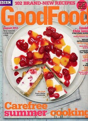 Good Food Magazine: August 2012: Carefree Summer Cooking