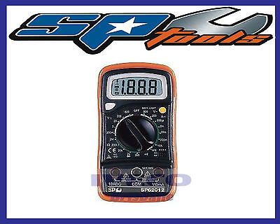 New SP Tools Automotive Electrical Digital Multimeter SP62012