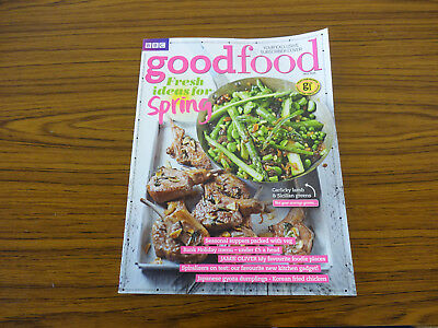 BBC Good Food: May 2015: Fresh Ideas for Spring