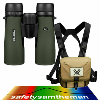 Vortex 10x42 Diamondback Binocular - Carry Bags, Harness, Tri-Pod Combinations