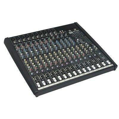 DAP Audio gig-164cfx 16 Canal Mixer with Dynamics & DSP