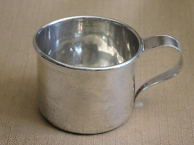 Towle Sterling Silver Baby Cup