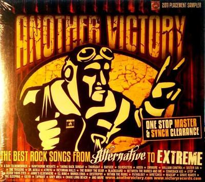 ANOTHER VICTORY (2011 2-CD) *NEW* Atreyu*Silverstein*Taproot*Aiden*Ill Nino*Otep