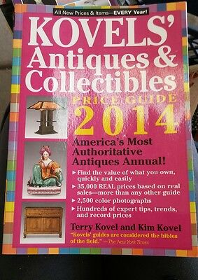 Kovels' Antiques and Collectibles Price Guide 2014 book Kovel, Terry 1579129471