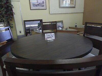 NEW 5pc Kitchen Dining Table Set