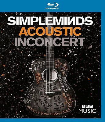 Simple Minds - Acoustic In Concert (Blu Ray) NEW