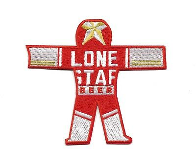 True Detective BEER CAN MAN Lone Star CARCOSA TV Movie Collectors Patch