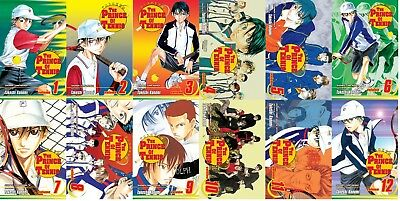 Prince of Tennis (Volumes 1 - 42)