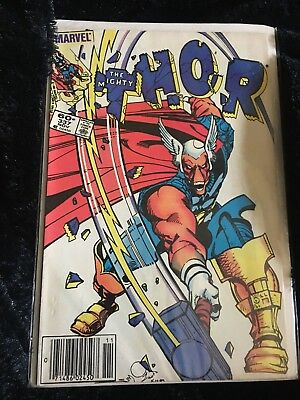 Rare Thor #337 (Nov 1983, Marvel) 1st appearance of beta ray bill newsstand