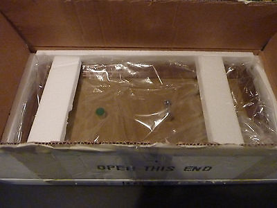 Franklin Mint American Eagle Bowie Knife Ruyckevelt Frame / Display Only in Box