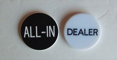 Casino Grade DEALER  ALL-IN Buttons