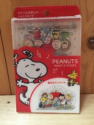 PEANUTS Snoopy Smartphone Stand Made in Japan