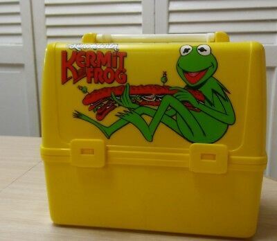 Lunch with Kermit the Frog Lunchbox with Thermos
