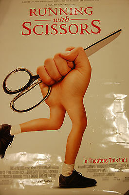 #K506 Running With Scissors Movie Poster