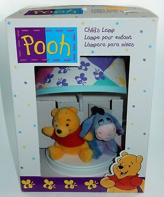 Disney Winnie the Pooh Child's Lamp NEW