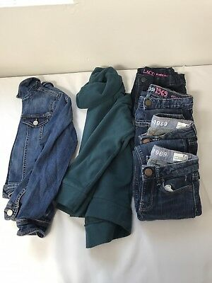 Girls Size 8 Lot Gap, Old Navy, Children's Place