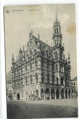 1 postkaart Oudenaarde Hotel City pc5569