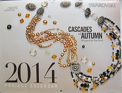 CREATE YOUR STYLE Project Calendar 2014 - Swarovski - 13 Projects