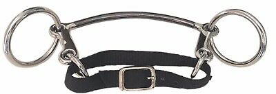 Pee Wee Snaffle Horse Bit Sweet Iron Mouth 225852