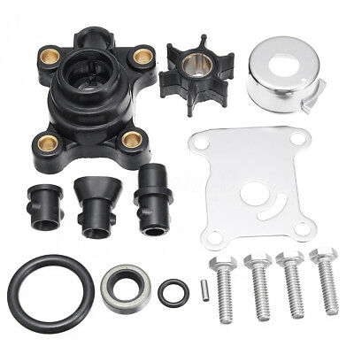 9.9hp & 15hp Water Pump Impeller Repair Kit For Johnson Evinrude Outboard 394711