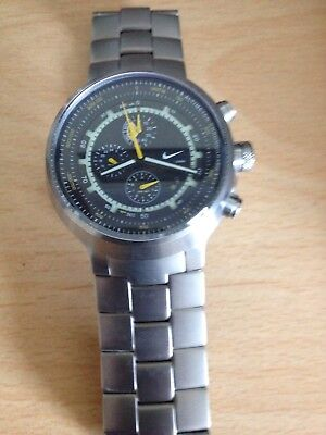 Nike Lance Armstrong Watch