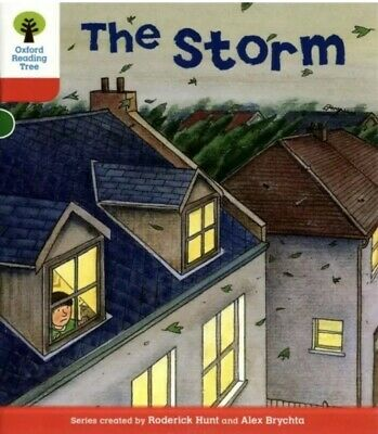 Oxford Reading Tree: Level 4: Stories: The Storm  9780198482079