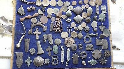 Lot Of Mostly Medieval Artefacts