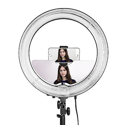 Neewer Ring Light Accessories (Mirror, Smart Phone Holder and Remote Control)