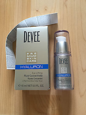 Devee Hyaluron Augenfluid Eye Lifting Concentrate 15 ml.