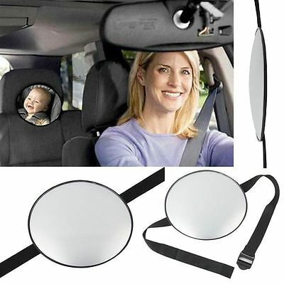 New Car Safety Easy View Back Seat Mirror Baby Facing Rear Convenient Child Care