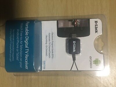 Portable D-Link TV Reciever DSM-T100 for ANDROID