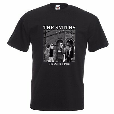 The Smiths The Queen Is Dead Rock Retro Vintage Hipster Unisex T Shirt